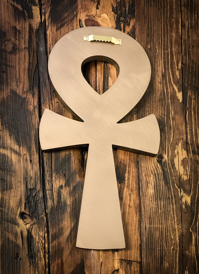 Egyptian Ankh Wall Plaque