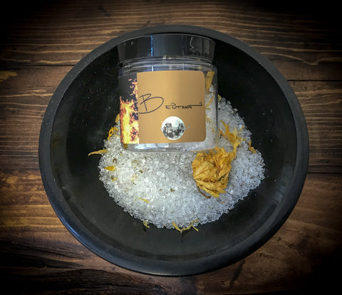 Sacred Bath Salt (Maiden Goddess)