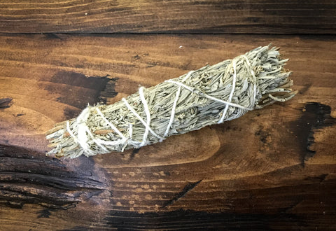 Juniper Smudge Stick - 4 inch