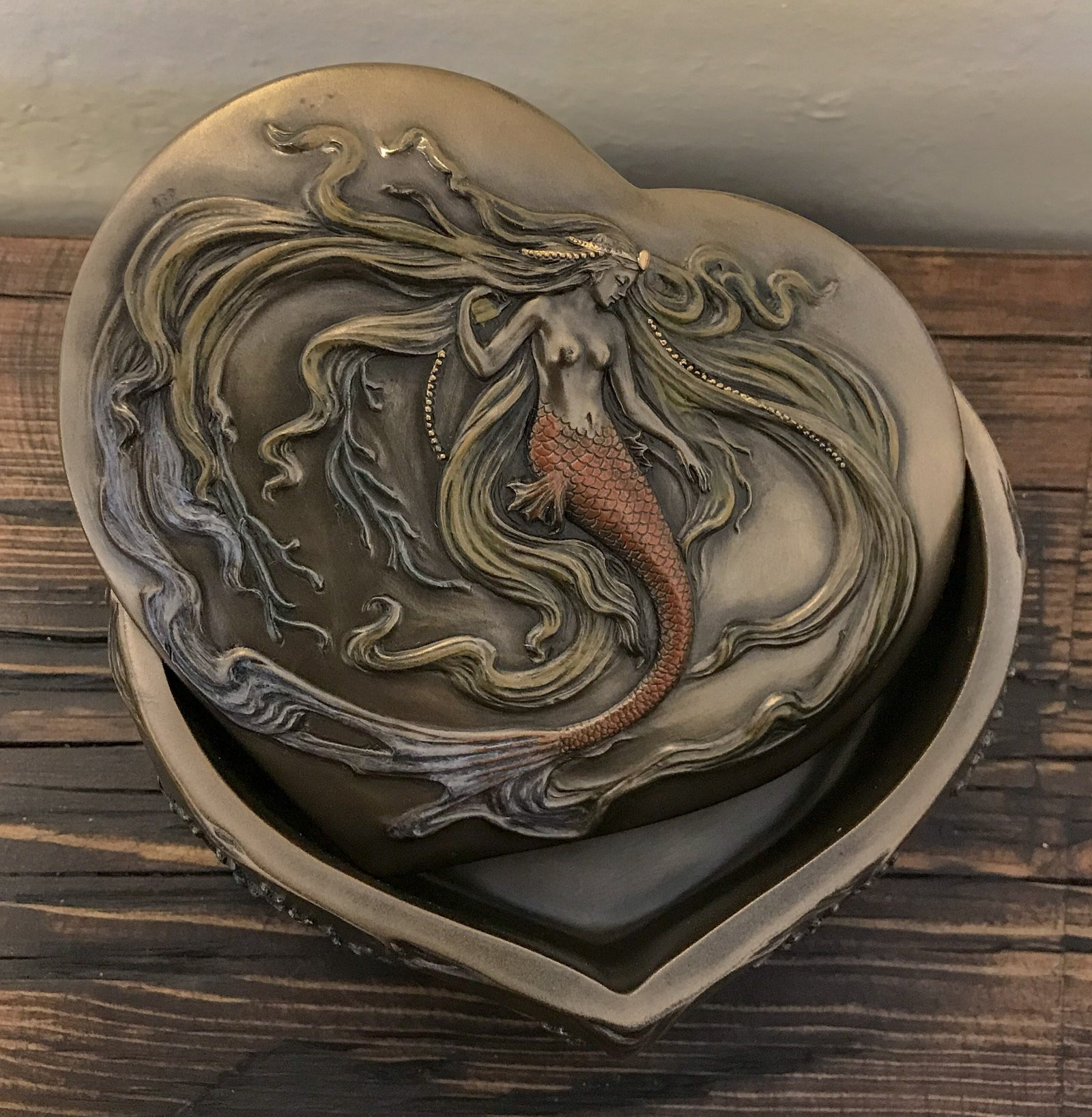 Enchanted Mermaid Spirit Box
