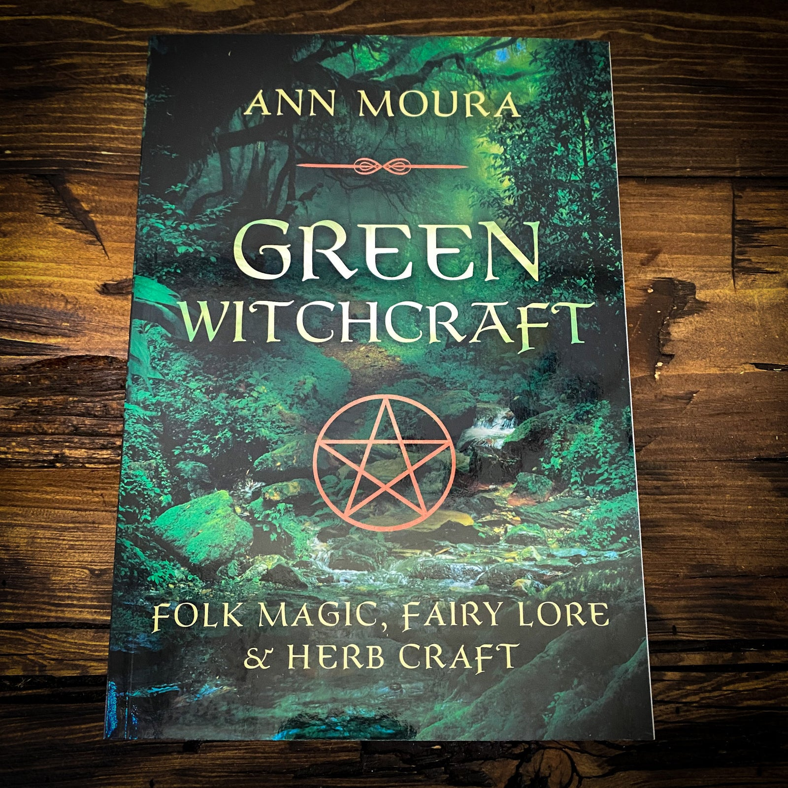 Green Witchcraft