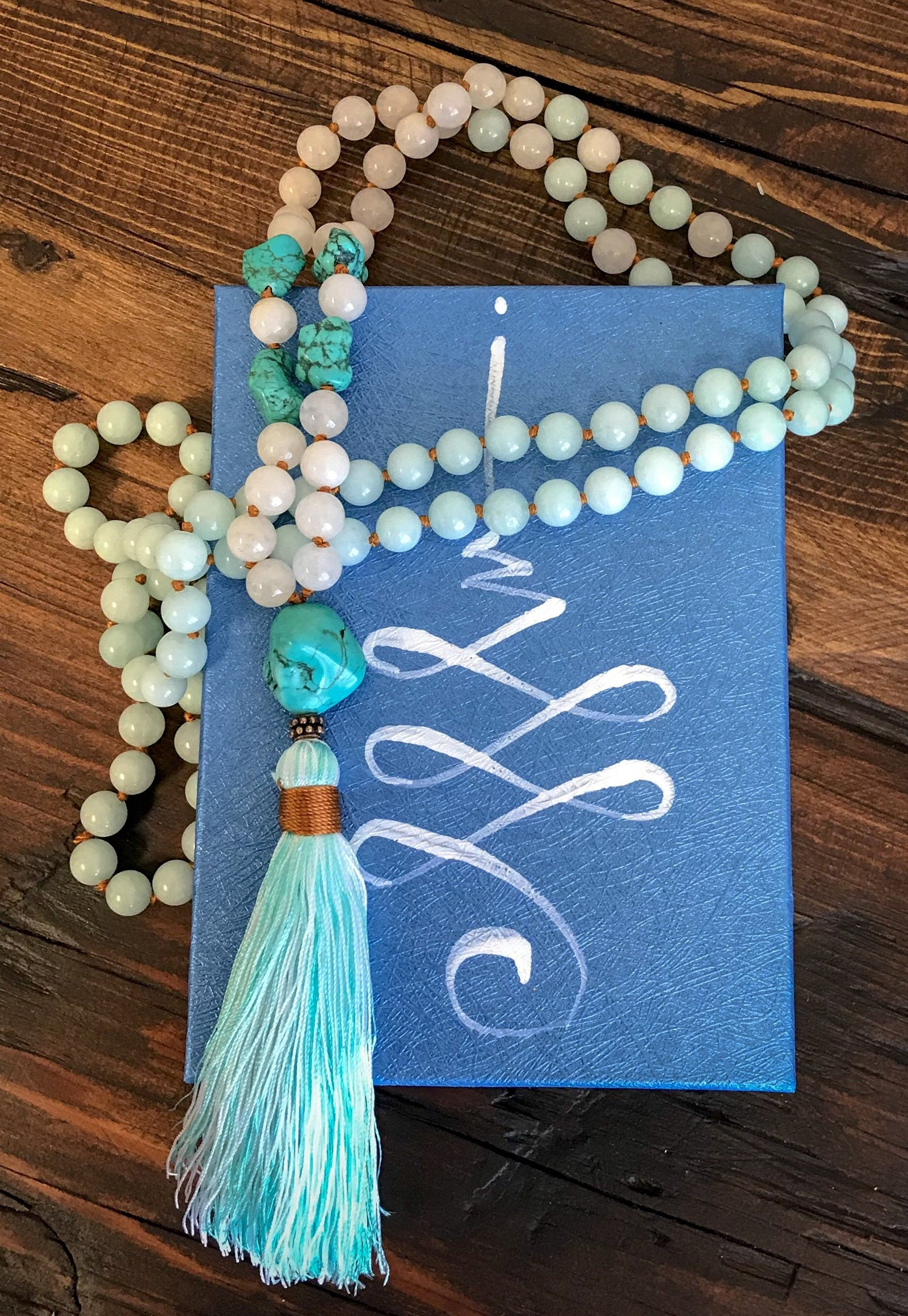 Intentional Meditation Necklace