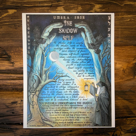 (Limited Witches Moon Edition Hardcover) Encyclopedia of Magical Herbs - Gold Gilded