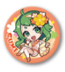 Vocaloid GUMI Space Dive Concert Merchandise