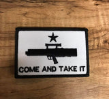 Come And Take G11 Embroidery Patch - WoodPatch