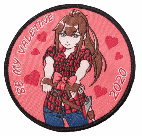 Woodchan Valentines Day 2020 - WoodPatch