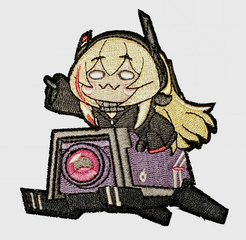 SOPMOD JUNYA Adventure Patch