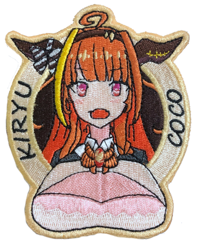 Coco Embroidery Patch