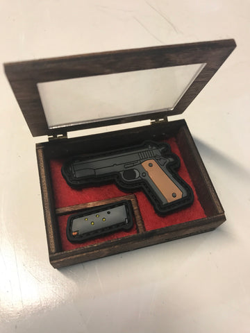 1911 Display Case - WoodPatch