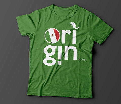 MEXICO ORIGIN WOMEN'S TEE