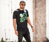 NIGERIA ORIGIN MEN'S TEE