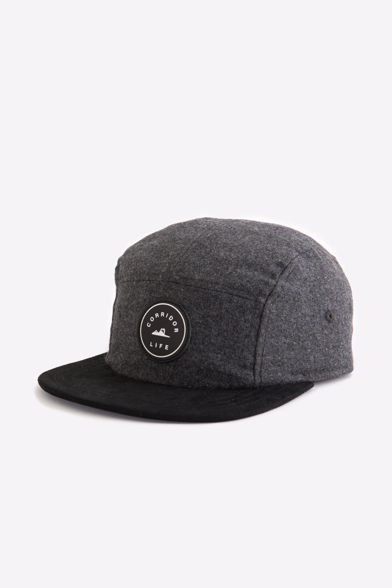 Atwell Hat - Charcoal