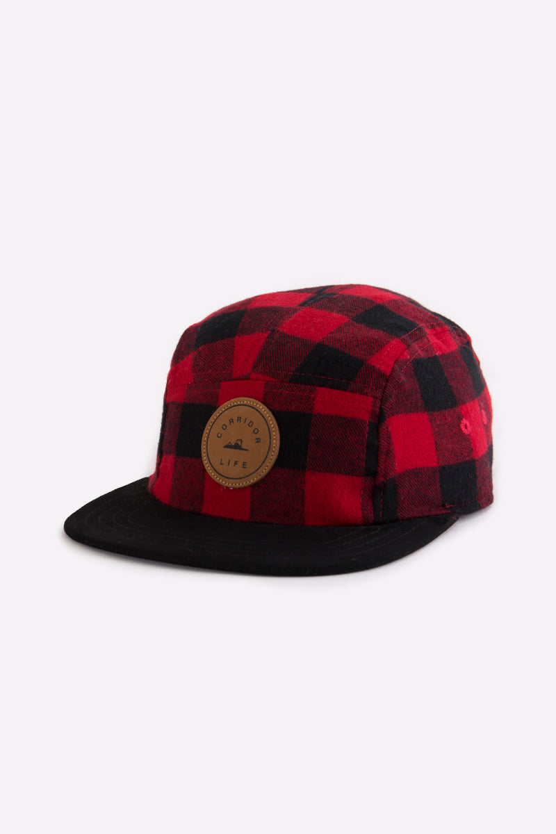 Atwell Hat - Red