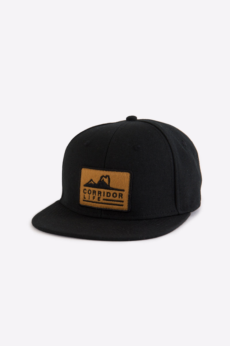 Fitzsimmons Hat - Black