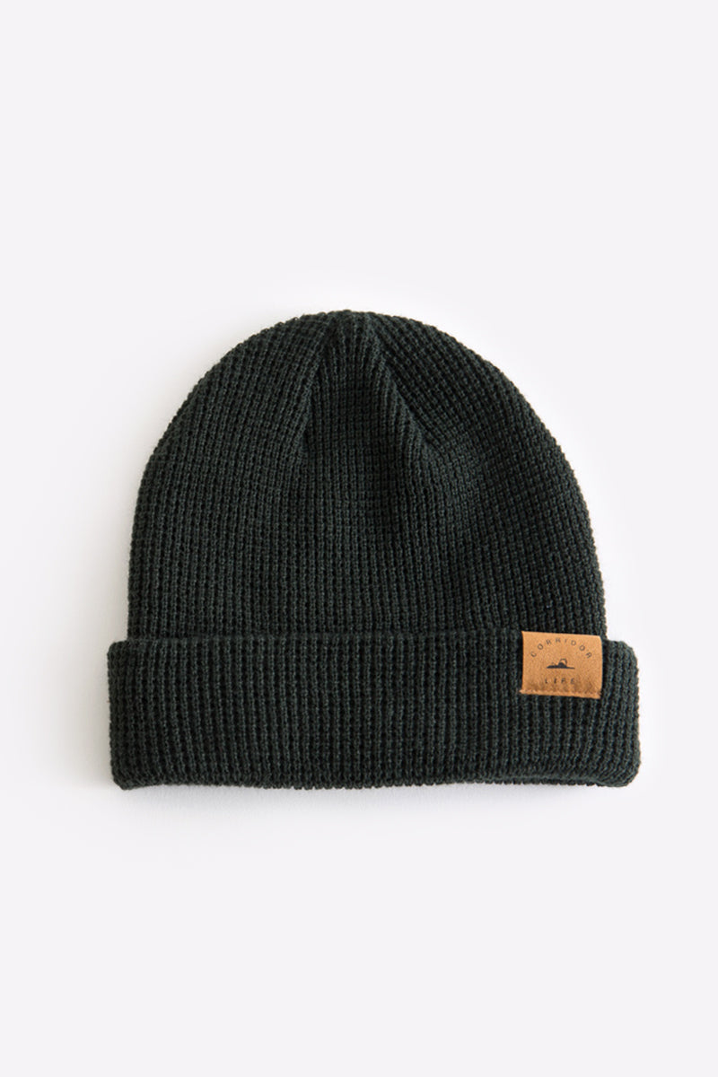 Duffy Beanie - Forest