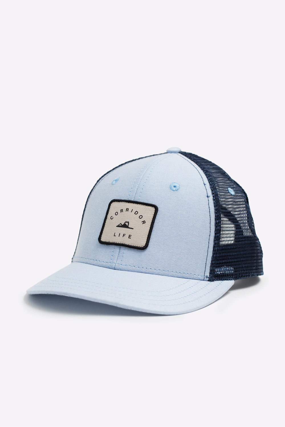 Alpha Hat - Blue