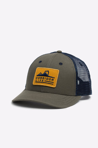 Atwell Hat - Grey