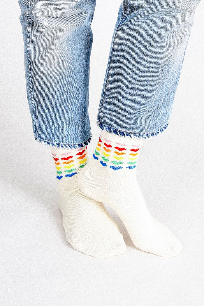 Tailored Union - Sweetheart Sock