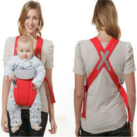 New Quality Cotton Infant Baby Shoulder Backpack Sling Strap Wrap Baby Care Carriage.