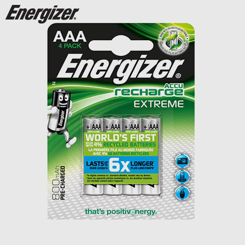 ENERGIZER -  Rechargable AAA Battery