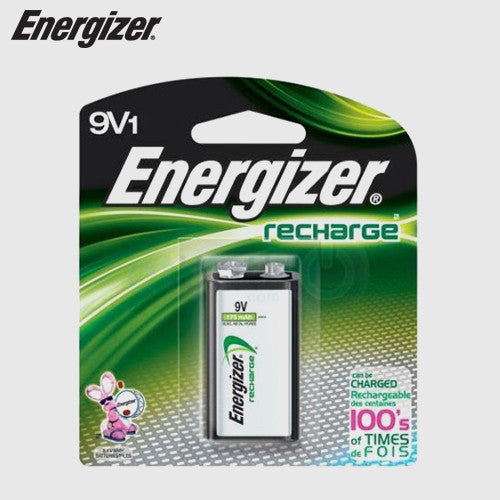 ENERGIZER -  9V Rechargable Battery