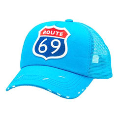 Caliente Cap Route 69 Blue