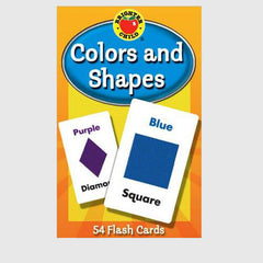 Colors & Shapes – Flash Cards
