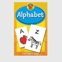 Alphabet – Flash Cards