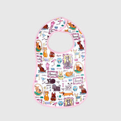 HARRODS - Quirky Pets Bib