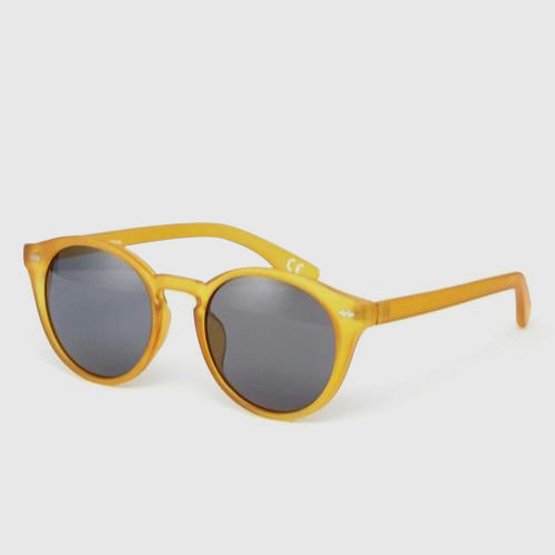 ASOS Round Sunglasses - Yellow
