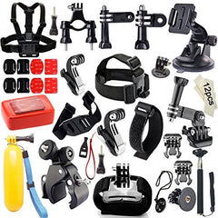 Iextreme Gopro Accessories - for Gopro Hero 4/3/2/1