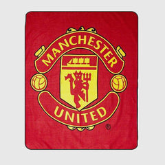 MANCHESTER UNITED - Fleece Blanket