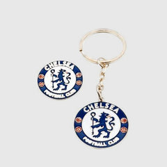 CHELSEA - Badge & Key Ring Set