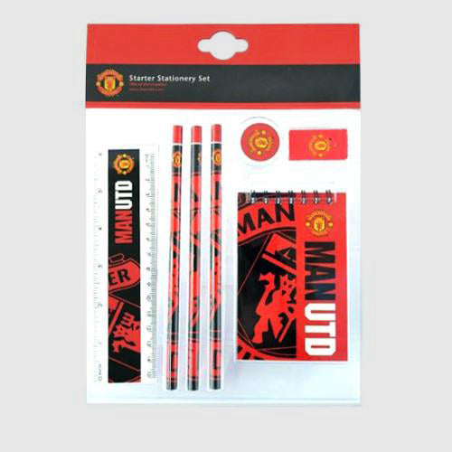 MANCHESTER UNITED - Stationery Set