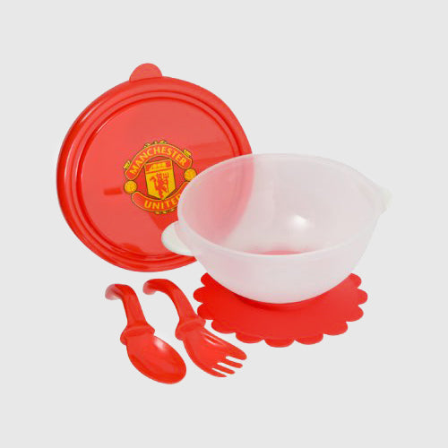 MANCHESTER UNITED - Weaning Bowl