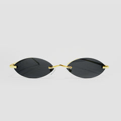 Sunglass - black &Gold #3