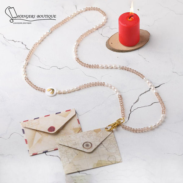 Chain for Cards - with Arabic letter Dal