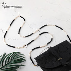 Chain for phones and bags with Arabic letter Alif