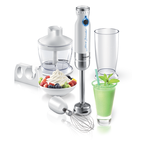 Sencor  - Stick Blender 4 pcs