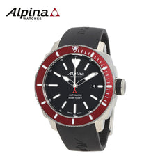 ALPINA - Seastrong Diver Men's Automatic  Watch  Black Dial