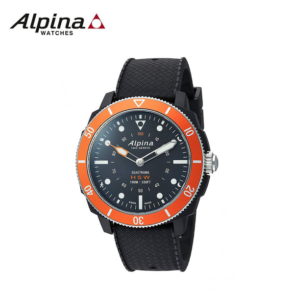 ALPINA - Horological Smart Watch Analog Display Quartz Watch