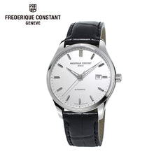 FREDERIQUE CONSTANT - Index Analog Display Swiss Automatic Black Watch