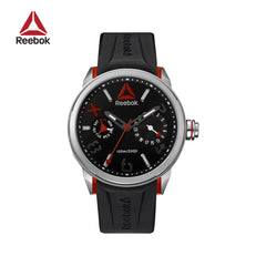 REEBOK - FlashLine Black Multi Silicone watch