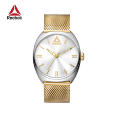REEBOK - Pure Gold Silver Watch