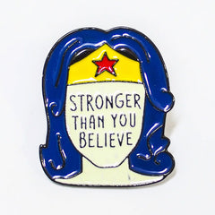 Pin - Stronger Than You Believe