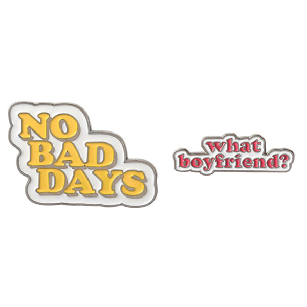 Pin - No Bad Days+ What Boyfriend