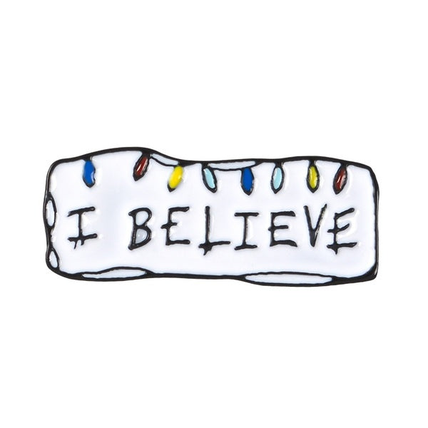 Pin - I Believe