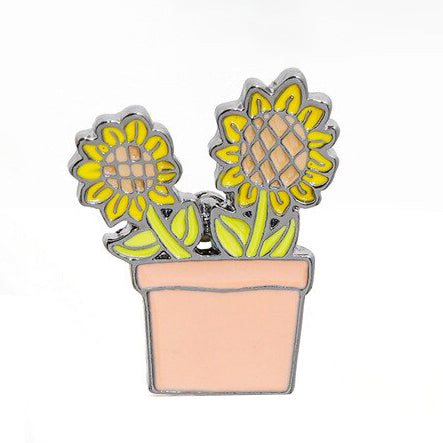 Pin - Sunflower