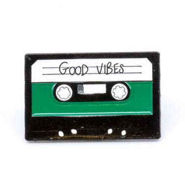Pin - Good Vibes