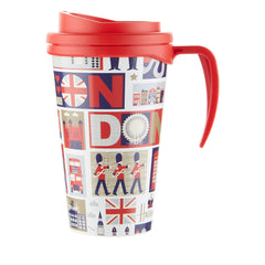 Harrods - Iconic London Travel Mug